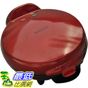 [美國直購] Brentwood TS-120 Red Quesadilla Maker 900 Watts Of Cooking Power