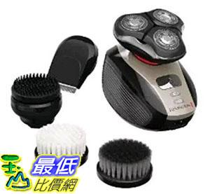 [美國直購] Remington XR1410 刮鬍刀修容器洗臉器 多合一 Verso Wet & Dry Men's Shaver & Trimmer, Razor, Facial Cleaning