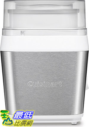 [美國直購] Cuisinart ICE-31 冰淇淋機 Fruit Scoop Frozen Dessert and Ice Cream Maker 11/2-quart 容量