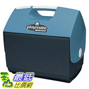 [美國直購] Igloo 32122 保冷箱/提籃 Playmate Elite 16 quart MaxCold Personal Cooler
