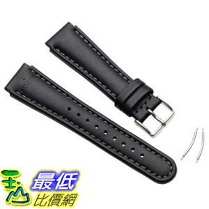 [美國直購] Suunto Wrist-Top Computer Watch Replacement Strap Kit (X-Lander and S-Lander; Black Leather) _e31
