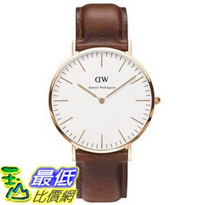 [105美國直購] Daniel Wellington 0106DW St. Mawes Stainless Steel Watch 男士手錶
