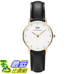 [105美國直購] Daniel Wellington 0901DW Classy Sheffield Rose Gold-Tone Stainless Steel Watch 女士手錶