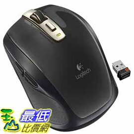 [美國直購] 亮面新款 Logitech Anywhere Mouse MX for PC and Mac (910-002896/3040)