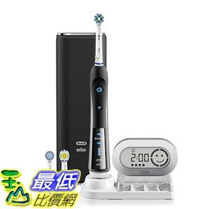 [美國代購] Oral-B BLACK 7000 SmartSeries Power Rechargeable Electric Toothbrush 電動牙刷