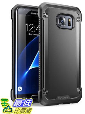 [美國直購] SUPCASE Samsung Galaxy S7 Edge 黑色 [Unicorn Beetle Series] Case 手機殼 保護殼