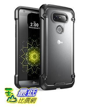 [美國直購] SUPCASE LG G5 Case 霧面黑框 [Unicorn Beetle Series] 手機殼 保護殼