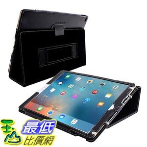 [美國直購] Snugg iPad Pro Case (12.9吋)五色 Leather Smart Cover with Kick Stand 立架 皮套式 保護套 平板套