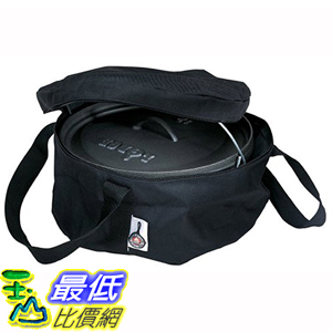 [美國直購] Lodge A1-12 鑄鐵鍋手提包 手提袋 Camp Dutch Oven Tote Bag, 12吋