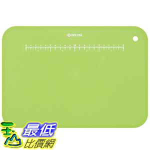 [東京直購] KYOCERA 京瓷 綠色 CC-99 GR 廚房 料理 軟 砧板 切菜板