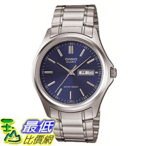 [東京直購] CASIO MTP-1239DJ-2AJF 時尚刻度不鏽鋼型男錶 手錶
