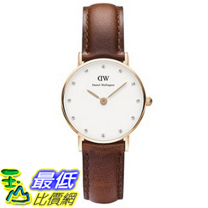 [105美國直購] Daniel Wellington 0900DW St. Mawes Stainless Steel Watch 女士手錶