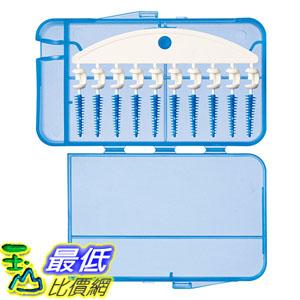[東京直購] Panasonic EW0945-W 原廠 電動牙刷 齒間刷 10入組 適用EW-DE43 EW-DE42 EW-DE44