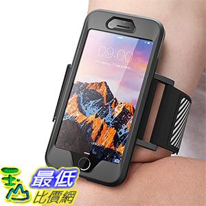 [美國直購] SUPCASE iphone7 iPhone 7 (4.7吋) Armband Case 黑色 [Unicorn Beetle PRO Series] 運動臂套 臂帶手機殼 保護殼