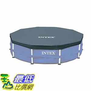 [COSCO代購 如果沒搶到鄭重道歉] Intex 圓形泳池遮罩 - 10呎 _W111361