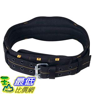 [美國直購] DEWALT DG5125 電子用具 工具包專用腰帶  5-Inch Heavy-duty Padded Belt