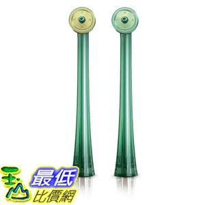 [美國直購] Philips Sonicare HX8211 噴牙頭 HX8012/30 Airfloss Replacement Nozzles, 2-pack