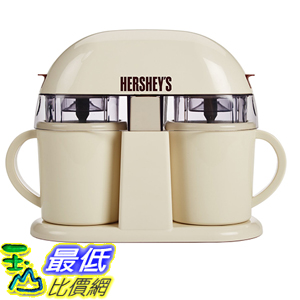 [美國直購] HERSHEY'S (IC13887) 冰淇淋機 Dual Single Serve Ice Cream Machine