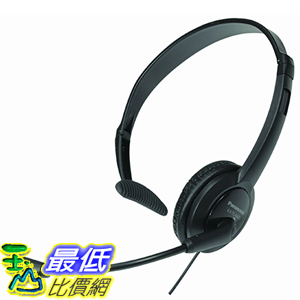 [美國直購] Panasonic KX-TCA400 耳機麥克風 Over The Head Headset