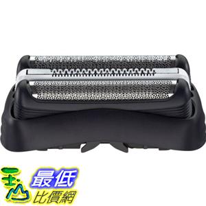 [預購隔月8日寄出] Braun 德國百靈 32B 複合式刀頭刀網匣(黑) Series 3 Shaver Cassette Silver _T14