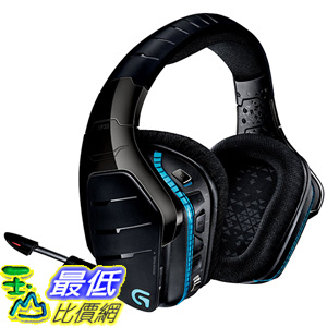 [美國代購] Logitech G933 耳機 (981-000585) Artemis Spectrum 7.1 Surround Gaming Headset