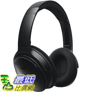[美國直購] Bose 759944-0010 QuietComfort 35 Headphones, Black 耳罩式 耳機