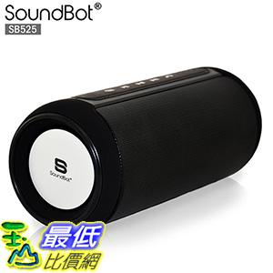 [美國直購] 美國聲霸SoundBot SB525 藍牙4.0 攜帶式喇叭 + 行動電源