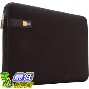 [美國直購] Case Logic LAPS-117Black 17 - 17.3 -Inch Laptop Sleeve 黑 電腦包 筆電包 保護包 收納包