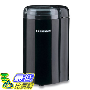 [美國直購] Cuisinart DCG-20BK 咖啡 磨豆機 Coffee Bar Coffee Grinder, Black