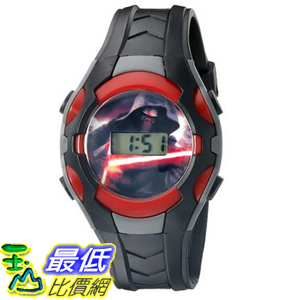 [美國直購] Star Wars Kids' SWM3018 Digital Display Analog Quartz Black Watch 星際大戰 兒童 手錶
