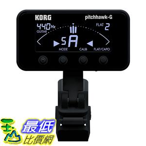 [東京直購] KORG 調音器 調音夾 AW-3G BK 黑色 PitchHawk-G 夾式調音器 (AW-4G可參考)