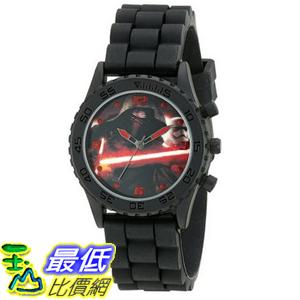 [美國直購] Star Wars Kids' SWM3053 Analog Display Quartz Black Watch 星際大戰 兒童 手錶