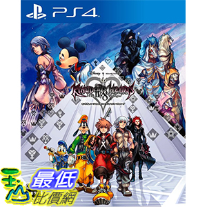 (刷卡價) (現貨 )PS4 王國之心HD 2.8 Final Chapter Prologue 日文 亞版