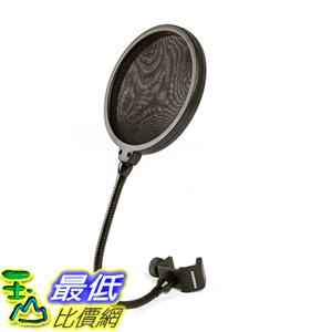 [美國直購] Samson PS04 Microphone Pop Filter 錄音 防噴罩 濾音網罩 濾音綿