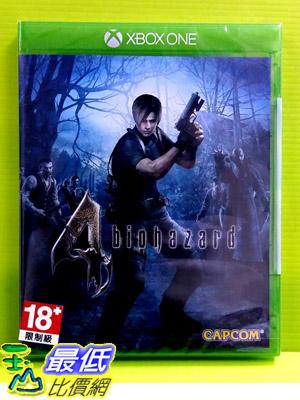 (現金價) Xbox One 惡靈古堡 4 亞版 英文版 含所有DLC