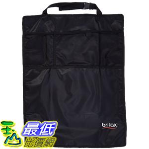 [美國直購] Britax S864700 Kick Mats, 2-Count, Black 汽車座椅背墊 防踢 防髒