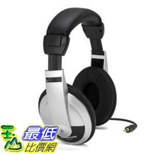 [美國直購] Samson HP10 耳機 耳罩式 Stereo Headphones