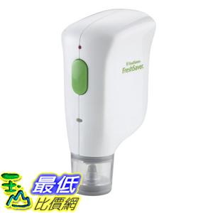 [美國直購] FoodSaver FSFRSH0051 手持式真空保鮮機 FreshSaver Handheld Vacuum Sealing System, White