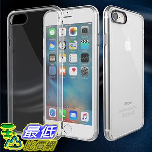 [玉山最低比價網] ROCK 蘋果7 (4.7吋) iphone7 iPhone 7 透明手機殼 保護殼TPU防摔保護套 手機套軟殼