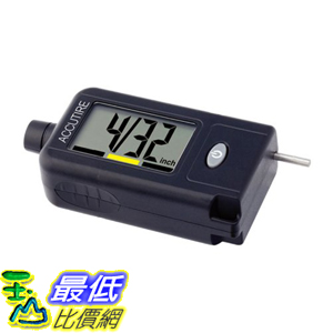 [美國直購] Accutire MS-48B 胎壓計 Digital Combination Tire Thread Depth Gauge and Tire Pressure Gauge