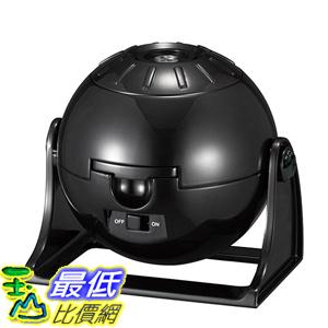 [東京直購] SEGA TOYS HOMESTAR Lite 黑色 B00DDARBL0 星空投影機 室內星空機