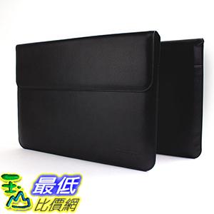 [美國直購] Snugg Leather Sleeve Case for Microsoft Surface Book - Black 平板包