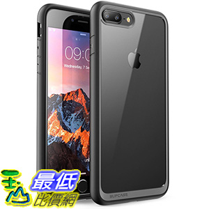 [美國直購] SUPCASE TPU霧面黑框 [Unicorn Beetle Style Series] Apple iphone7+ iPhone 7 Plus (5.5吋) Case 手機殼 保護殼