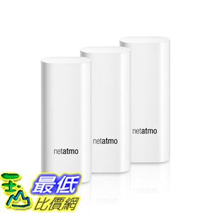 [美國直購] Netatmo DTG01-EUS-A 感應器 Tags, Doors and Windows Security Sensors for the Welcome Camera