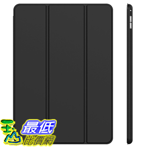 "[美國直購] JETech 黑紅灰三色 保護皮套 iPad Pro Slim-Fit Smart Case Cover Apple 12.9"" with Auto Sleep/Wake"