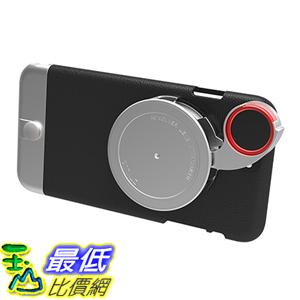 [美國直購] Ztylus ZIP-6PKB iPhone 6 Plus 鏡頭組 手機殼 保護殼 Metal Series Camera Kit with Case and 4-in-1 Lens