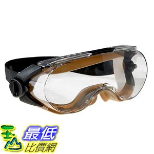 [美國直購] 3M 40671-00000-10 安全眼鏡 耐衝擊 護目鏡 Maxim Safety Splash Goggle Over-the-Glass