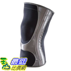 [美國直購] Mueller Sports 59914 護膝 Medicine Hg80 Knee Support, Black, X-Large (膝圍18-20吋)