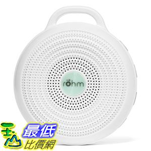 [美國直購] Marpac 4005200 攜帶式 除噪助眠機 Rohm Portable White Noise Sound Machine, Electronic, White, 3.7 Ounce