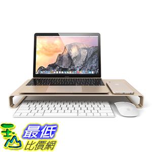 [美國直購] Satechi 金灰銀三色 電腦架 筆電架 Aluminum High Quality Universal Aluminum Unibody Monitor / Laptop / iMac / PC Stand